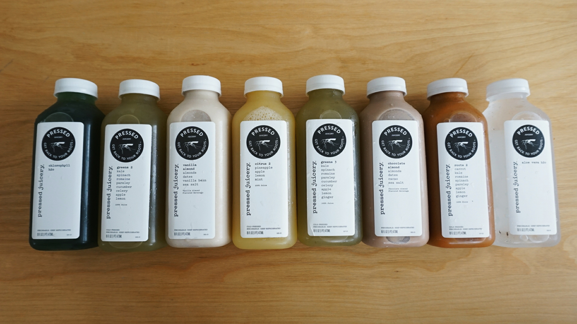 Pressed Juicery: 1 Day Cleanse